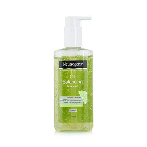 Neutrogena Oil Balancing Facial Wash 200ml
