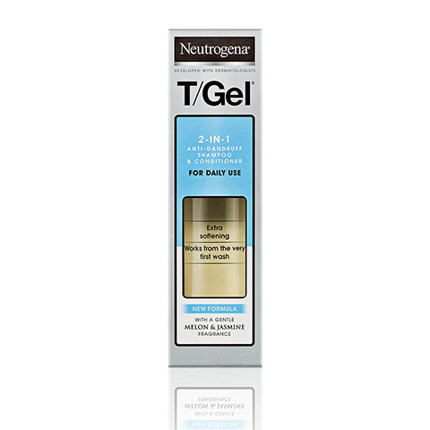 Neutrogena T-Gel 2 in 1 Anti Dandruff Shampoo & Conditioner 250ml