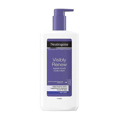 Neutrogena Visibly Renew Supple Touch Body Lotion 400ml