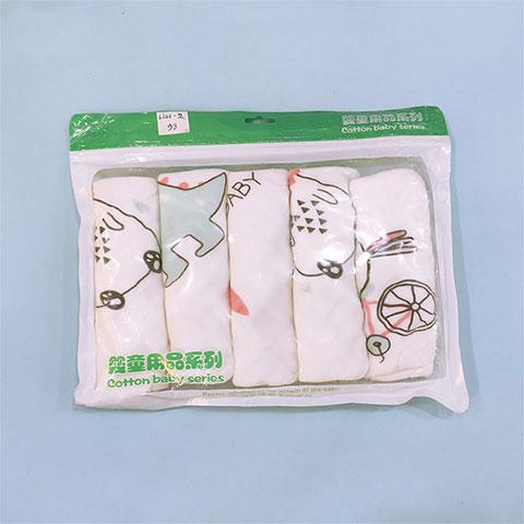 Newborn Cotton Nursing Towel Handkerchief Small Square