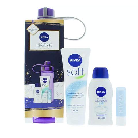Nivea Hydrate & Go Gift Set