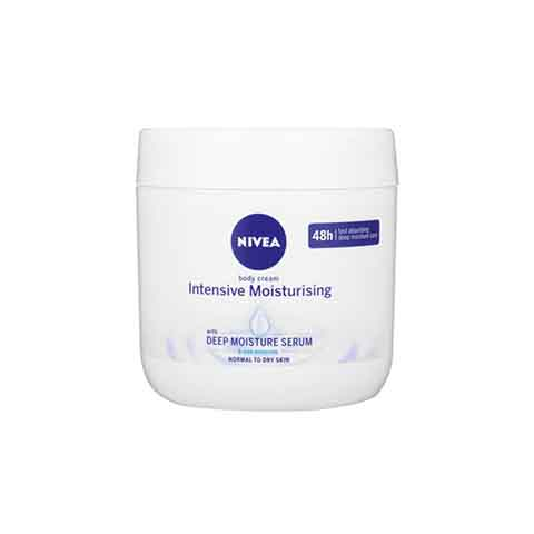 Nivea Intensive Moisturising Body Cream With Deep Moisture Serum 400ml