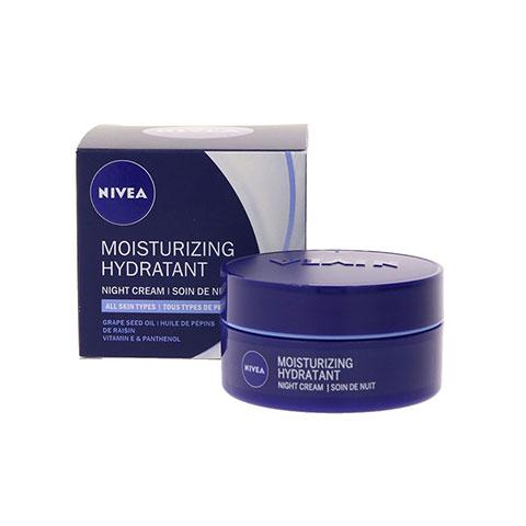 Nivea Moisturizing Hydratant Night Cream 50ml