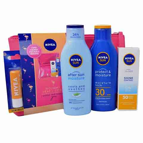 Nivea Sun Holiday Here I Come Gift Set
