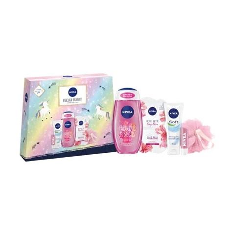 Nivea Unicorn Moments Super Soft Skin Gift Set