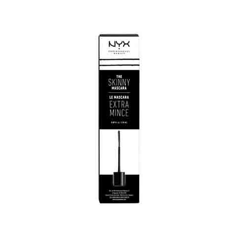 NYX Cosmetics The  Skinny Mascara - TSM01 Black