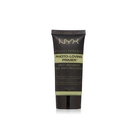 NYX Studio Perfect Anti-Redness Photo Loving Primer 30ml - Spp02 Green