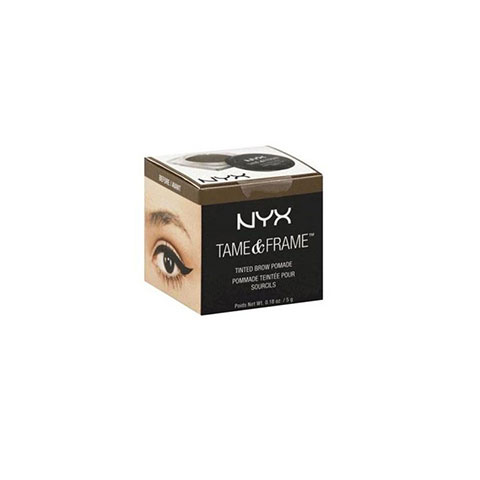 NYX Tame & Frame Tinted Waterproof Brow Pomade - TFBP 03 Brunette