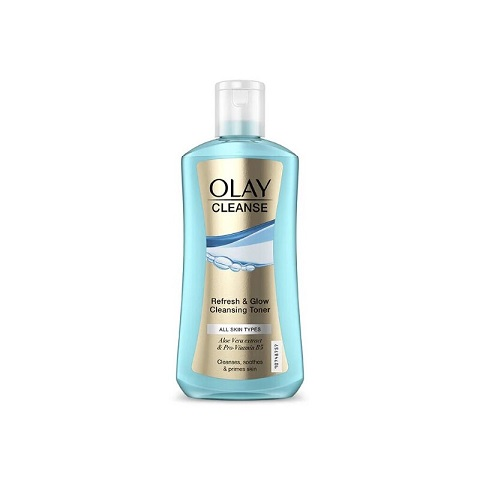 Olay Cleanse Refresh & Glow Cleansing Toner 200ml
