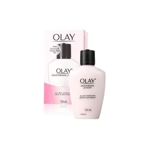 Olay Moisturising Lotion With Coconut & Castor Seed Oil 150ml