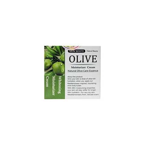Olive Whitening Moisturizer Cream 60g