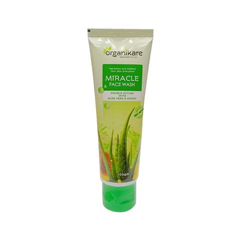 OrganiKare Miracle Face Wash 100g