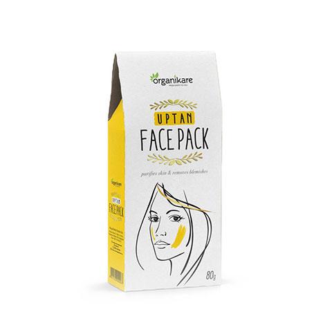 OrganiKare Uptan Face Pack 80g