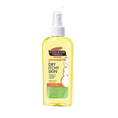Palmer's Cocoa Butter Formula Soothing Oil for Dry Itchy Skin 150ml