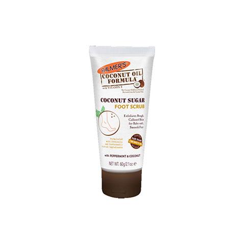 Palmer's Coconut Oil Formula Coconut Sugar Foot Scrub 60g
