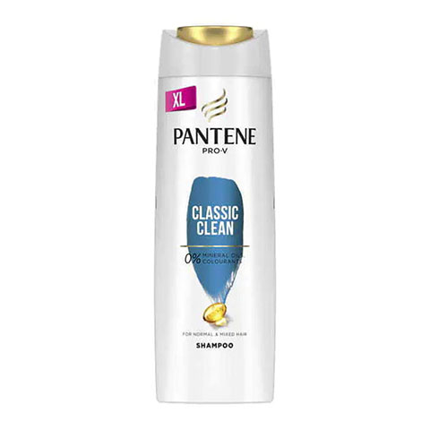 Pantene Pro V Classic Clean Shampoo 500ml
