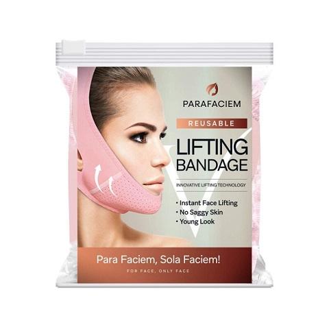Parafaciem Reusable face Lifting Bandage (20241)