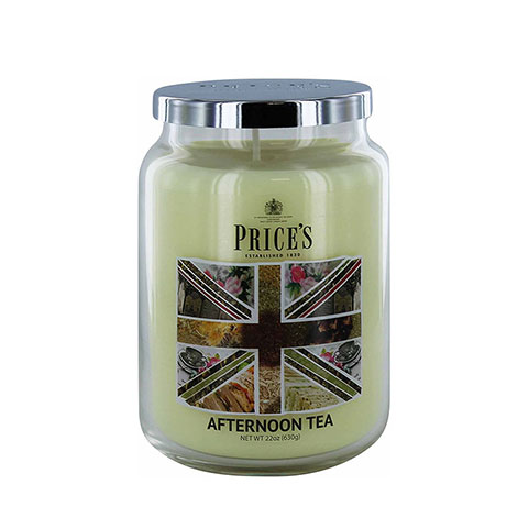 Price's Jar Candle 630g - Afternoon Tea