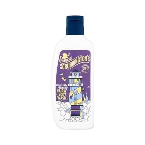Professor Scrubbington's Magically Foaming Children's Hair & Body Wash 150ml