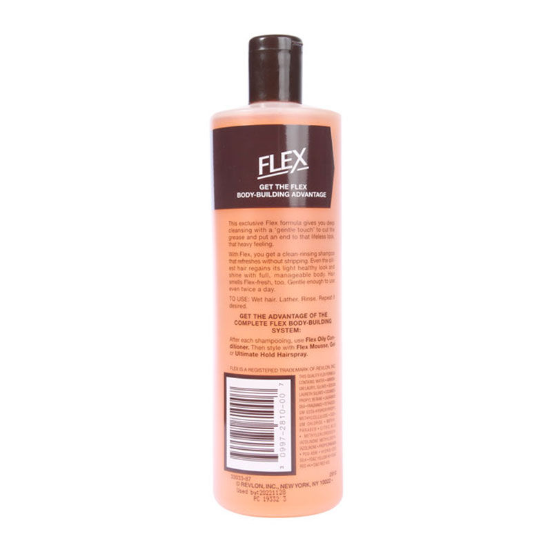 Revlon Flex Oily Body Building Protein Shampoo 591ml