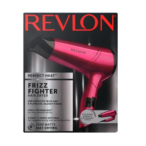 Revlon Perfect Heat Frizz Fighter Hair Dryer (2297)