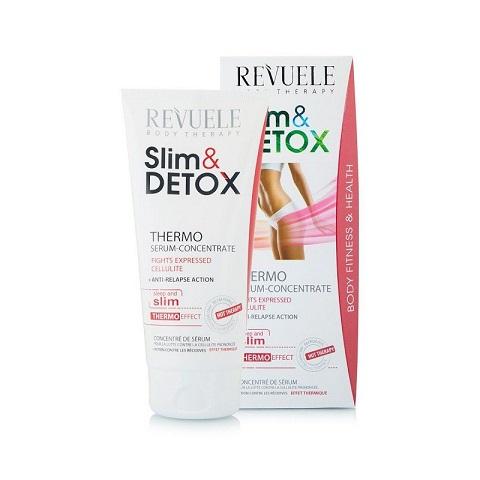 Revuele Slim & Detox Thermo Serum-Concentrate 200ml