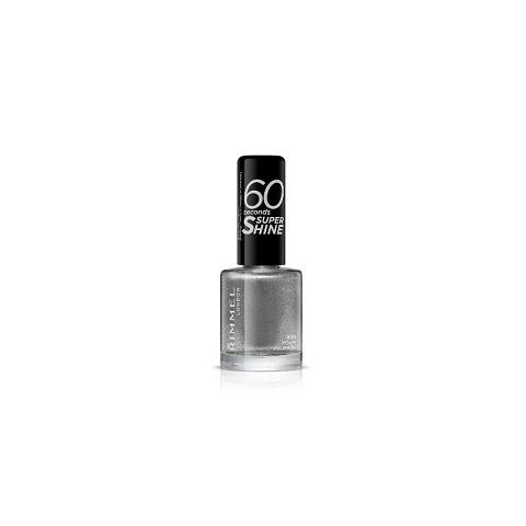 Rimmel 60 Seconds Super Shine Nail Polish 8ml - 808 Your Majesty