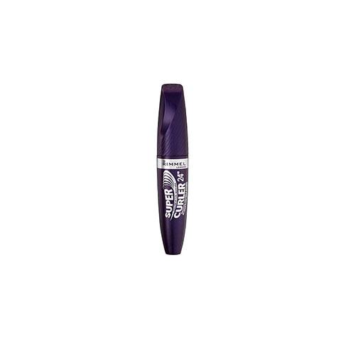 Rimmel London 24Hr Super Curler Mascara - 003 Extreme Black