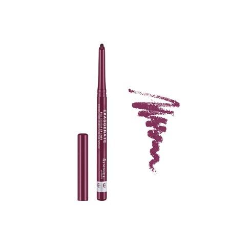 Rimmel London Exaggerate Full Colour Lip Liner 0.25g - 105  Under My Spell