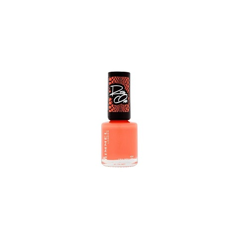 Rimmel 60 Seconds Super Shine Nail Polish 8ml - 404 Ora-ngy Vibe