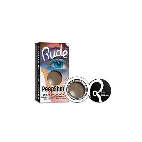 Rude Cosmetics PeepShow Brow & Eyeliner Cream - Strip Tease (88035)