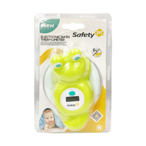 Safety 1st Frog Electronic Bath Thermometer