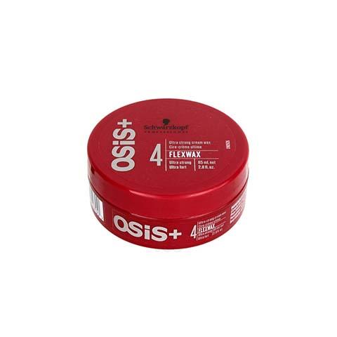 Schwarzkopf Osis+ Flexwax Ultra Strong Cream Wax 85ml
