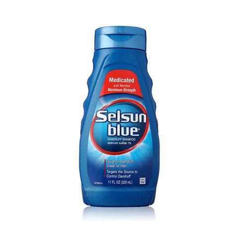 Selsun Blue Maximum Strength Anti Dandruff Shampoo 325ml - Medicated