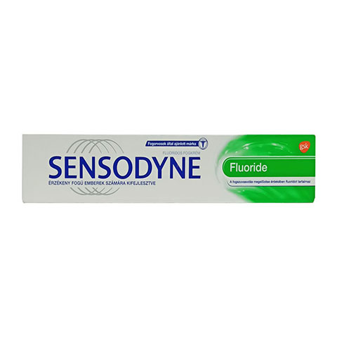 Sensodyne Fluoride Toothpaste 75ml