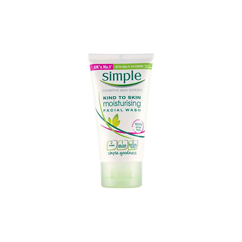 Simple Kind to Skin Moisturising Facial Wash 50ml