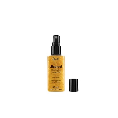 Sleek Lifeproof Illuminating Makeup Fixing Mist 50ml