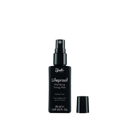 Sleek Lifeproof Makeup Mattifying Fixing Mist 50ml