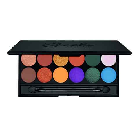 Sleek Makeup i-Divine Mineral Based Eye shadow Palette - Colour Carnage