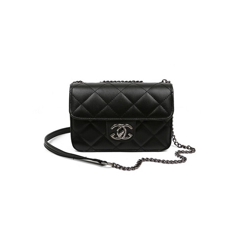 Small Fragrant Style Rhombus Chain Bag (1001046)