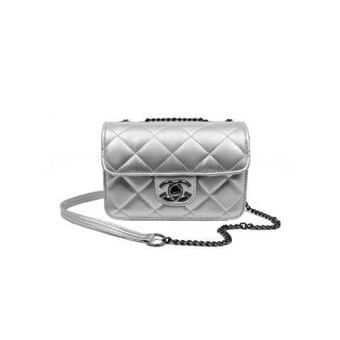 Small Fragrant Style Rhombus Chain Bag (1001048)