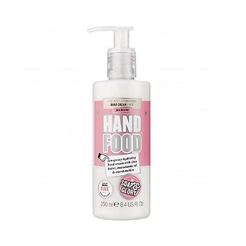 Soap & Glory Hand Food Non-Greasy Hydrating Hand Cream Pump 250ml