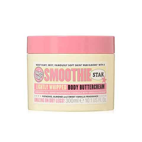 Soap & Glory Smoothie Star Lightly Whipped Body Butter Cream 300ml