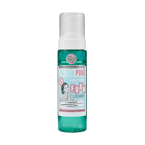 Soap & Glory The Fab Pore Purifying Foam Cleanser 200ml