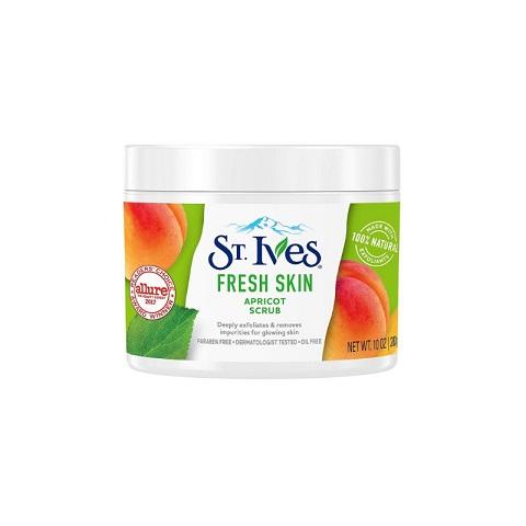 St. Ives Fresh Skin Apricot Scrub 283g