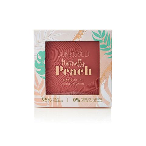 Sunkissed Naturally Peach Matte Blush 18.8g