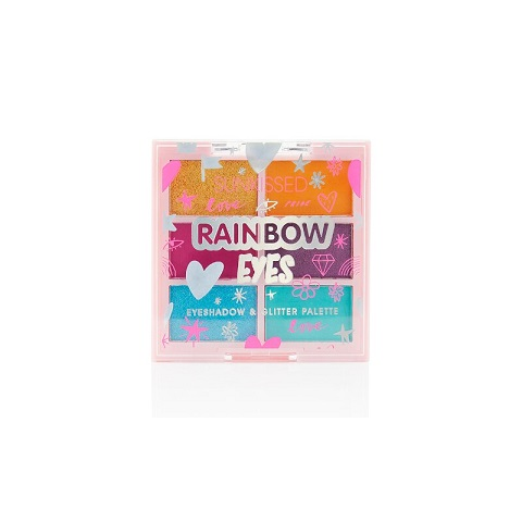Sunkissed Rainbow Eyes Eyeshadow Palette