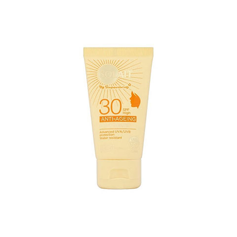 Superdrug Solait Anti-Ageing Face Fluid 50ml - SPF30