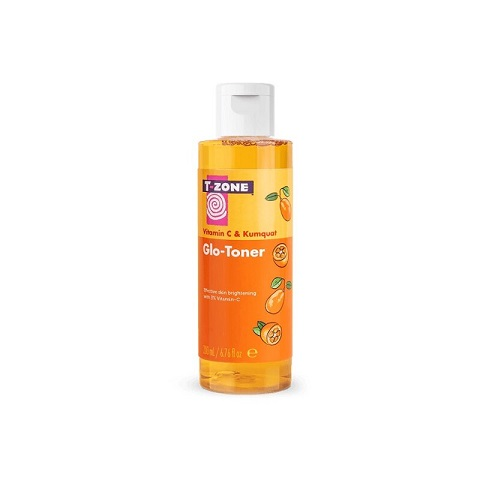 T-Zone Vitamin C & Kumquat Glo-Toner 200ml