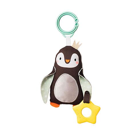 Taf Toys Easier Development Chime Bell Sound 0m+ - Prince The Penguin